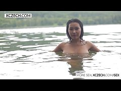 HD Beautiful asian water nymph making erotic swimming - XCZECH.COM