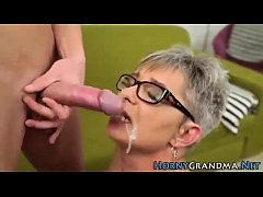 cum mouth granny compilation pt2