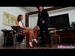 Twistys - Study Hall Slut - August Ames