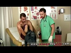 Gay medical exam massaging porno videos and doctor blow job straight