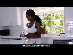 BlackValleyGirls- Spoiled Ebony Teen Seduces Her Step Daddy