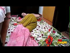 Indian Bhabhi Sonia Hot XXX Fuck On Floor Late Night POV