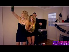 New Years To Remember! Step Siblings Private Party S9:E3