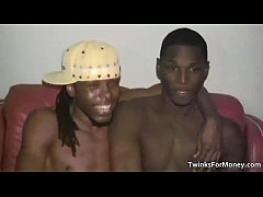 Steamy african thugs have gay sex gay porn