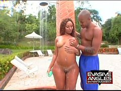 Big Latin wet Butts - Luanna