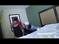 HD gangbang threesome bbw ms giggle asian kim chi and hennesey