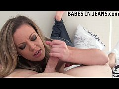 Let me give you a handjob in nothing but my jeans JOI