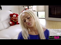 bratty sis - little sister falls for brothers vday surprise s4 e4