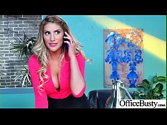 (August Ames) Office Girl With Round Big Boobs Enjoy Hard Sex movie-05