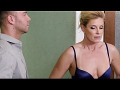 Fucking My Son's Teacher In The Spa - India Summer