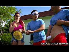 Dirty Masseur - (Skyla Novea, Sean Lawless) - An Athletes Touch - Trailer preview - Brazzers