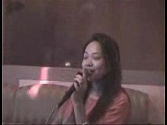 Korean Girl In A KTV