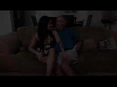 SEXIEST MAKEOUT B\/W GRANDPA AND MILF