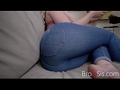 I Let Sister Watch TV For A Price- Kenzie Madison