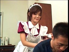 Asian Horny Maid