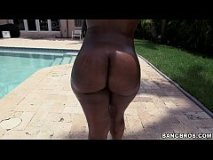Clip sex Chocolate Girl Thick in all the Right Places