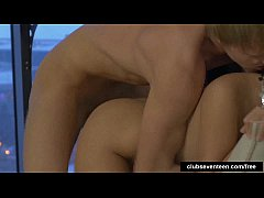 Teen Emma gets nailed by her lover