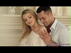HD Classy eurobabe pounded in romantic action