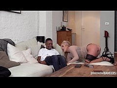Interracial bangers highlight shows Sienna Day fucked with big black monster cock