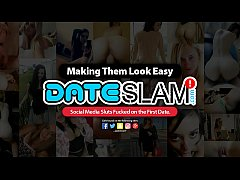 Date Slam - Lusting after my hot French date Stephanie - Part 1
