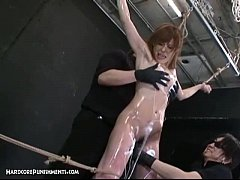 Japanese Bondage Sex - Extreme BDSM Punishment ...