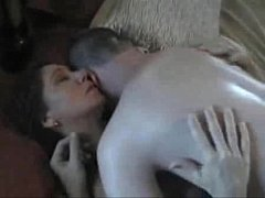 mom and son have wild fuck