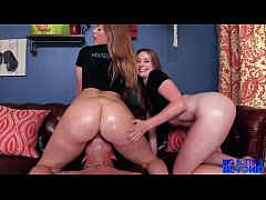 Big Butts & Beyond Bubble Butt Bring Back 2! Kenzie Madison & Laney Grey
