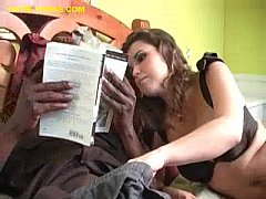 Blonde Loving Big Black Meat