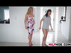 Soaked Stepmom Does Not Give A Fuuuck