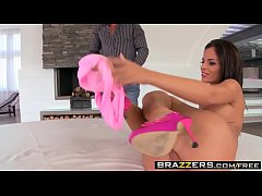www.brazzers.xxx/gift  - copy and watch full Black Angelika video