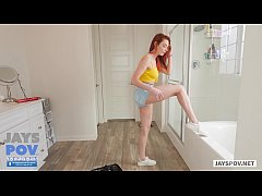 JAY'S POV - Lacy Lennon Loves Creampies and Rimming