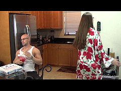 HD Madisin Lee in I Really Want a Baby Son. Mom has her son impregnate her.Creampie