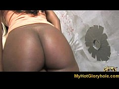 Gloryhole interracial blowjob 35