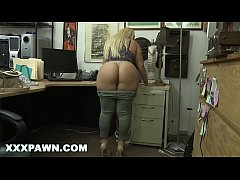 xxxpawn - thick babe nina kayy makes that pawn shop money honey xp14882