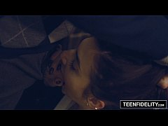 TEENFIDELITY - Schoolgirl Michelle Taylor Creampied By Teacher