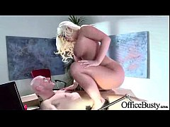Big Melon Tits Girl (julie cash) Get Banged In Office vid-20