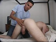 Hot hunks anal fingering and pounding