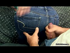 Blowjob Handjob Jeans Fetish with Fetish Prince...