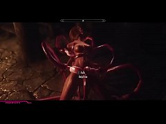 skyrim estrus mod uncensored (hentai tentacles)