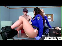 Hot Nasty Cute Girl (Alison Tyler & Julia Ann) With Big Juggs Like Sex In Office vid-02