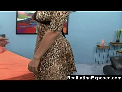 RealLatinaExposed - Kinky hubby watches wife getting a pro's load