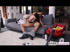 Babes - Black is Better - Sweet Tooth  starring  Ricky Johnson and Melissa Moore clip