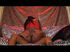 Clip sex Sexy black woman enjoying some dick!