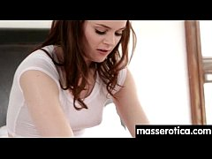 Most Erotic Girl On Girl Massage Experience 27