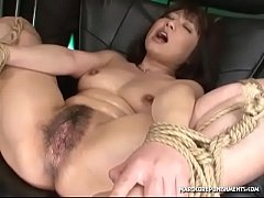 Bound Japanese Submissive Toyed And Probed By Multiple Asian Masters