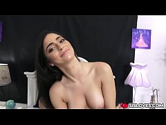 Hot Jasmine Vega blackmailed by horny stepbro