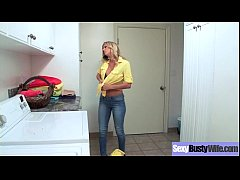 (Alexis Fawx) Naughty Horny Slut Housewife Love Intercorse On Cam clip-01