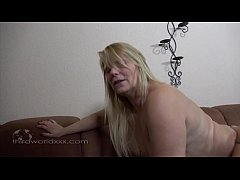 Mature Blonde German Loves Getting Fucked