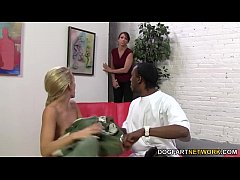Emily Austin Nikki Hunter share black dick