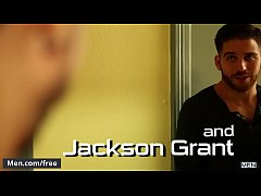 Men.com - (Jackson Grant, Jimmy Durano) - Drill My Hole - Trailer preview